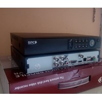 Jual DVR CCTV ALAT PEREKAM CCTV SPC 4 CHANNEL 5 IN 1 AHD Up To 2Mp 2