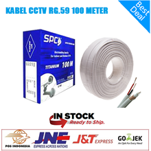 KABEL CCTV RG59+POWER 100M SPC