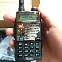 Handy Talky HT Baofeng UV 5 RE PLUS Professional FM Transceiver