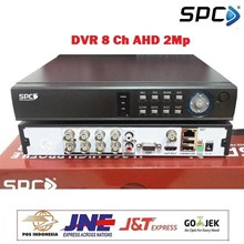 DVR CCTV ALAT PEREKAM CCTV SPC 8 CHANNEL 5 IN 1 AHD Up To 2Mp