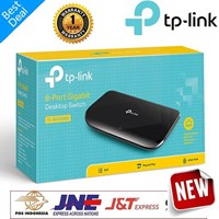 Jual Switch TP-LINK TL-SG1008D 8-Port Gigabit Desktop