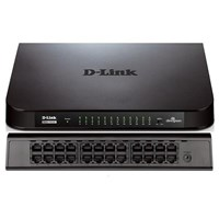 Jual Gigabit Switch D-LINK DGS-1024A 24-Port Unmanaged  1000Mbps