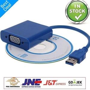 KABEL USB 3.0 To VGA Display Adapter USB 3.0 Cable Converter