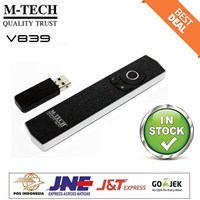 Jual Wireless Presenter Laser Pointer With Mouse Function M-Tech V839