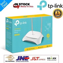 ROUTER Wireless TP-LINK TL-WR840N 300 MBPS 2 Antena