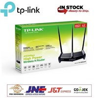 Jual Wireless Router TL-WR941HP 3 in 1 - Range Extender - Acces Point 450Mbps