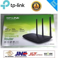 Jual Router Wireless Tp-Link TL-WR 940N 450mbps 3 Antena