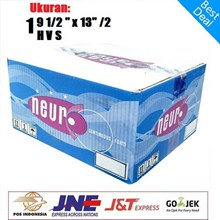 Kertas Continuous Forms A4 - 9.5 X 11 Inch 1 Ply Merek NEURO Bagi 2