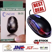 Jual Mouse Usb Incus IN 06