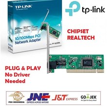 LAN Card Pci Tp-Link Tf-3239DL Ethernet Plug And Play
