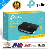 Jual Switch Hub 5-PORT TPLINK TL-SG1005D Gigabit Desktop