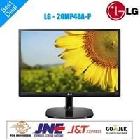 Jual Monitor LG LED 20MP48A P 20 INCH IPS Monitor Garansi Resmi