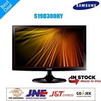 Jual MONITOR LED SAMSUNG 19 INCH S19D300HY VGA -HDMI- Garansi Resmi