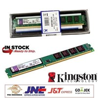 Jual Memory DDR3 4 GB PC12800 Kingston Lifetime Warranty Untuk PC