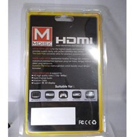 Distributor MDISK Kabel HDMI Ultra High Definition 4K - 3 Meter 3
