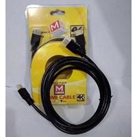 Jual MDISK Kabel HDMI Ultra High Definition 4K - 3 Meter 2