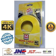 MDISK Kabel HDMI Ultra High Definition 4K - 3 Meter