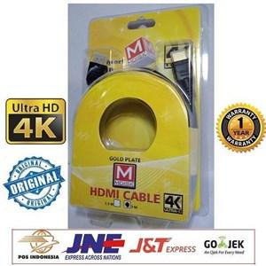 MDISK Kabel HDMI Ultra High Definition 4K - 3 Meter