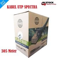 Jual Kabel Lan Spectra UTP Cat5e 1 BOX 305M