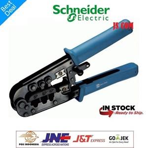 Dari Tang Crimping Cat5 SCHNEIDER DXYTOOLCRIMP DIGILINK Crimping Tools RJ-45 0