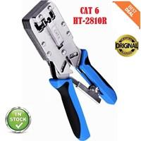 Jual Crimping Tool Cat 6 - Cat6 HT 2810R - Tang Crimping Tool Cat 6