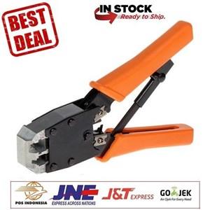 Dari Tang Crimping Tool - Crimping Tool 2 Hole HT-500R Rj45 Dan Rj11 0