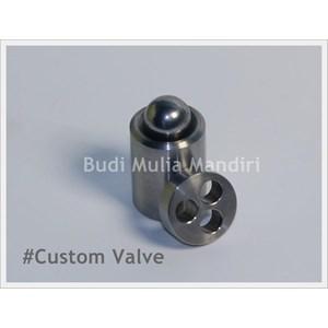 Custom Valve By CV. Budi Mulia Mandiri