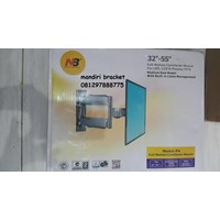 Bracket tv led North bayou type NB-P4