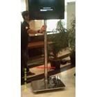"Braket TV Standing LCD 32"" – 50"" Stainless mirror 4"