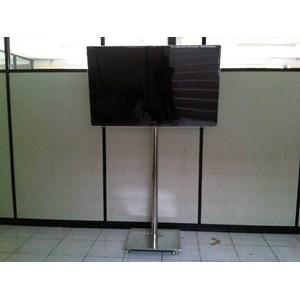 """Dari Bracket TV Standing LCD 32"""" – 50"""" Stainless mirror 6"""