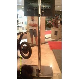 """Dari Bracket TV Standing LCD 32"""" – 50"""" Stainless mirror 2"""
