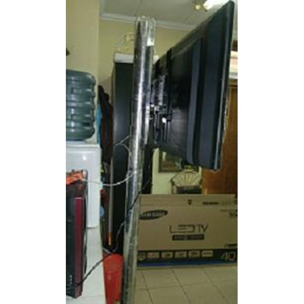 "Bracket TV Standing LCD 32"" – 50"" Stainless mirror"
