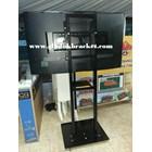 standing Bracket TV LCD / LED 40 s/d 70 inch - braket TV berdiri murah 2