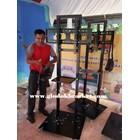 standing Bracket TV LCD / LED 40 s/d 70 inch - braket TV berdiri murah 6
