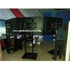 standing Bracket TV LCD / LED 40 s/d 70 inch - braket TV berdiri murah 3