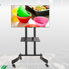Tv Bracket floor stand's brand looktech 2