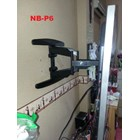 BRACKET TV NORTH BAYOU P6 LED & LCD 40 - 70 INCH 6