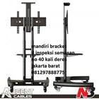 Braket tv stand merk north bayou type ava1500-60-1p murah 2
