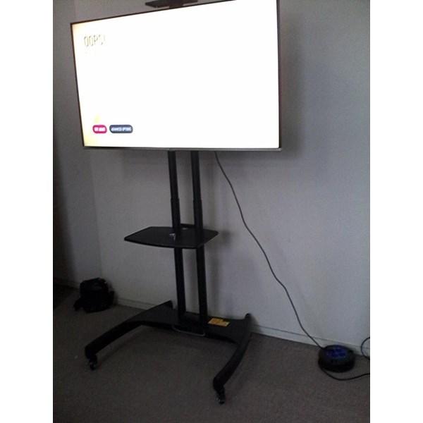 Bracket TV Braket tv stand berdiri merk north bayou type ava1500-60-1p