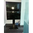 Bracket TV Standing plat kupu-kupu  (2 LCD LED TV) 7