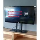 Bracket TV meja model Custom 4