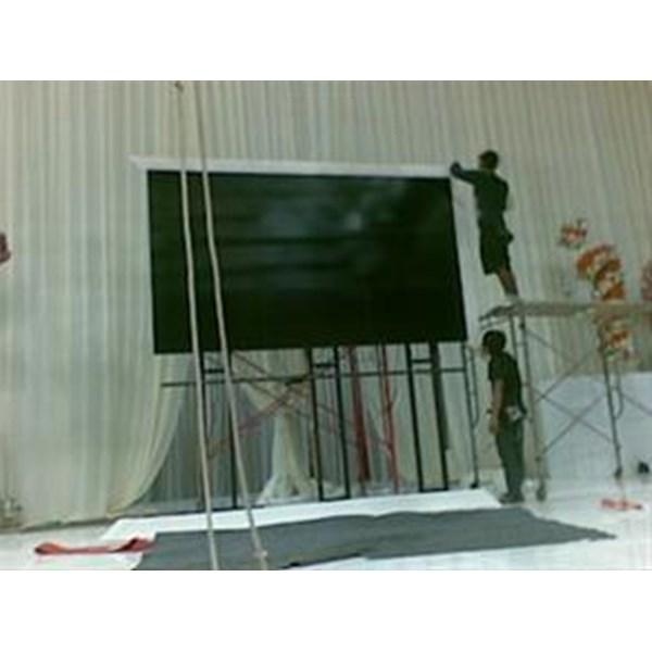 INSTALASI VIDEO WALL 2x2 3x3  4x4