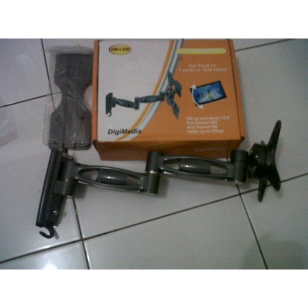 Bracket tv belalai merk DIGIMEDIA (DM-L420) MURAH