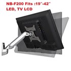 North Bayou Gas Spring NBF200  Bracket TV swivel 9