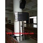 Bracket TV Standing Custom  KHUSUS  LCD BERAT 6