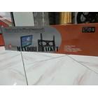 Bracket Tv Kenzo 36-75 Inch Tipe Kz 12 murah 8
