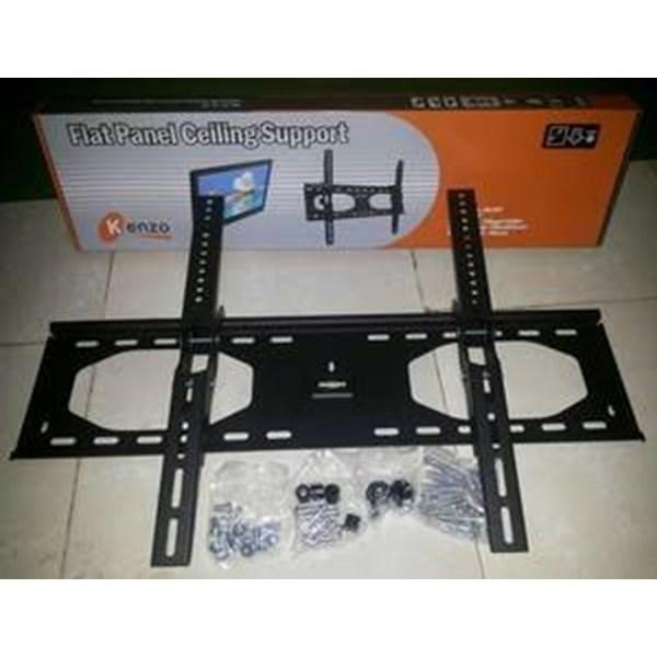 Bracket Tv dinding Kenzo 36-75 Inch Tipe Kz 12 murah