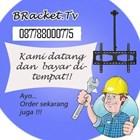 Bracket TV murah jasa pasang bracket tv jakarta barat O87788OOO775 8