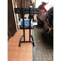 Distributor Braket TV STAND Series DIGIMEDIA(DM-ST1420) 3