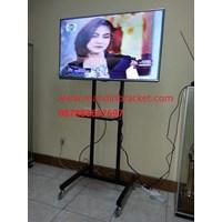 Beli  Braket tv Standing Series 2tiang Hollow unik Murah  4